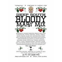 Deep South Bloody Mary Mix